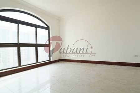 2 Bedroom Flat for Rent in Palm Jumeirah, Dubai - Huge 2BR +Maid With Amazing Open    View
