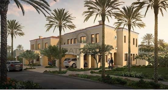 3 Bedroom Villa for Sale in Serena, Dubai - Luxurious 3BR End Unit | 100% Discount on DLD