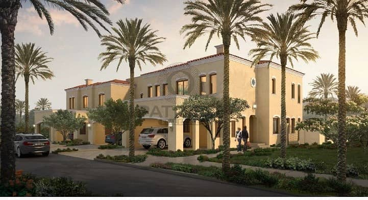 Luxurious 3BR End Unit   100% Discount on DLD