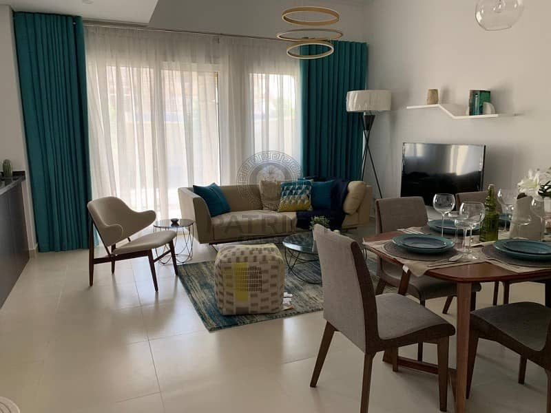 2 Luxurious 3BR End Unit   100% Discount on DLD