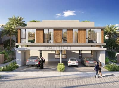 Beautiful 3 BR Townhouse | 80% Post Handover Payment Plan