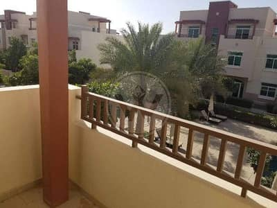2 Bedroom Flat for Rent in Al Ghadeer, Abu Dhabi - Pool views| 2 balconies|Biggest size!!!