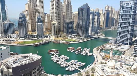 3 Bedroom Apartment for Sale in Dubai Marina, Dubai - 3BR DUPLEX | PRIVATE POOL | PRIVATE LIFT | 5