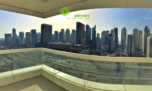 2 Bedroom Apartment for Rent in Jumeirah Lake Towers (JLT), Dubai - Fully Furnished| Specious 2Bedroom| Marina View