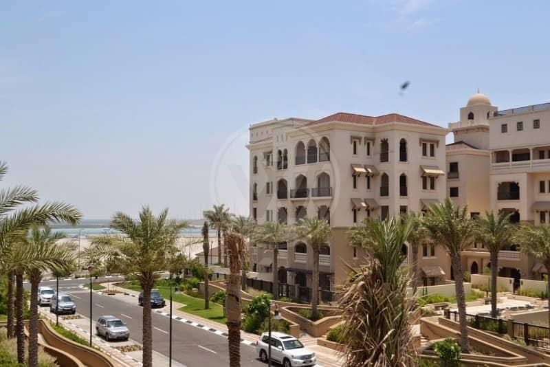 2 3 bed + maid's room|Saadiyat Beach Residences