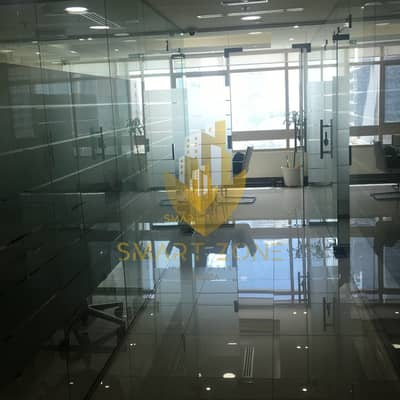 Office for Sale in Jumeirah Lake Towers (JLT), Dubai - OFFICE SPACE | JLT | FITTED |PARTITIONED| LAKEVIEW