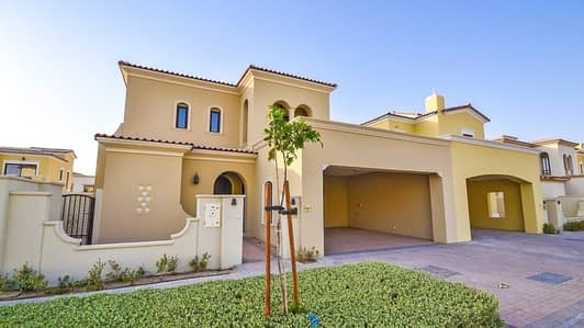NO MORE RENT / READY TO MOVE IN / SPACIOUS LUXURY VILLA WITH 3 YEARS POST HANDOVER