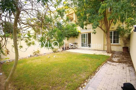 2 Bedroom Villa for Rent in The Springs, Dubai - Vacant Type 4M   Freshly Painted