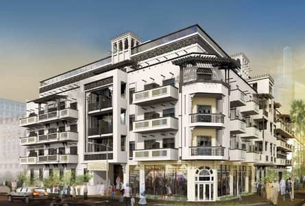 Studio for Sale in Jumeirah Village Triangle (JVT), Dubai - Pay 20 % And Move In Ready Studio Apartment