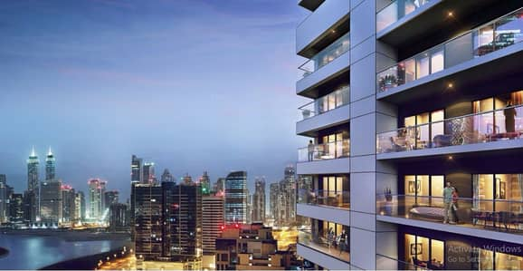 2 Bedroom Apartment for Sale in Business Bay, Dubai - Pay Monthly 1 % And Own Luxury Apartments In Business Bay