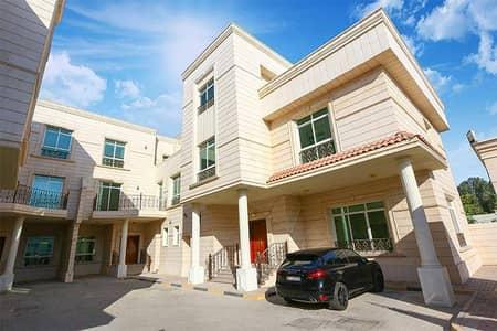 Mushrif Villas with 5 BR plus Maids Room