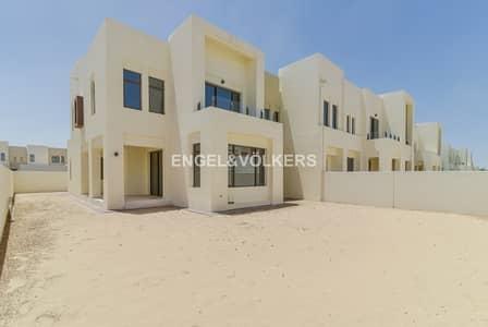 4 Bedroom Villa for Rent in Reem, Dubai - Genuine 4br + Study | Type-F Corner Plot