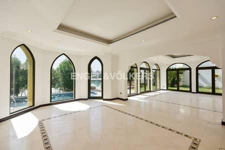 فیلا 5 غرفة نوم للبيع في نخلة جميرا، دبي - Atrium Entry 2| Renovated |Easy Viewings