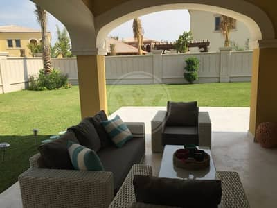 5 Bedroom Villa for Rent in Saadiyat Island, Abu Dhabi - Spacious Family Home Gorgeous Landscaped