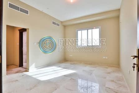 Nice Brand New 7 BR Villa in Shakbout City