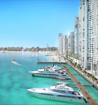 فلیٹ 2 غرفة نوم للبيع في دبي هاربور، دبي - Charming views on the Palm Jumeirah