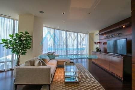 فلیٹ 2 غرفة نوم للايجار في وسط مدينة دبي، دبي - Luxuriously Furnished | 2 Bedroom | Burj Khalifa