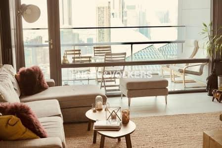 فلیٹ 1 غرفة نوم للايجار في مركز دبي المالي العالمي، دبي - Large 1 BR | Fully Furnished | Vacant June