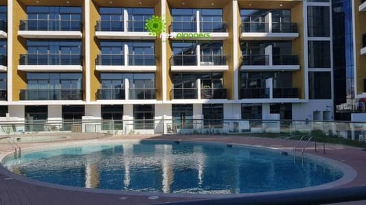 1 Bedroom Flat for Rent in Jumeirah Village Circle (JVC), Dubai - Elegant 1BedRoom Duplex | Brand New| Large Balcony