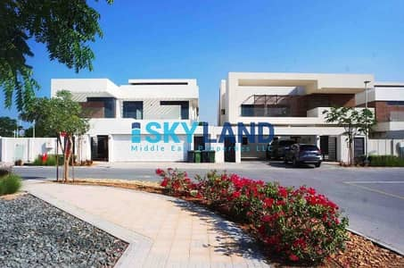 5 Bedroom Villa for Sale in Yas Island, Abu Dhabi - Hot Deal ! 5BR Type T2