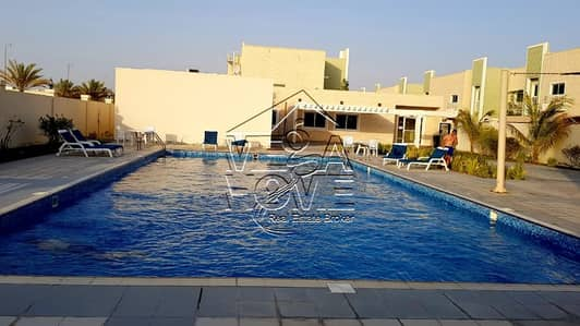 4 Bedroom Villa for Rent in Khalifa City A, Abu Dhabi - LOVELY 4 BR VILLA W/SHARED POOL AND GYM IN COMPOUND