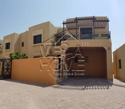 6 Bedroom Villa for Rent in Khalifa City A, Abu Dhabi - 6 Master Bed with Kitchen Outside / Driver Room and Private POOL