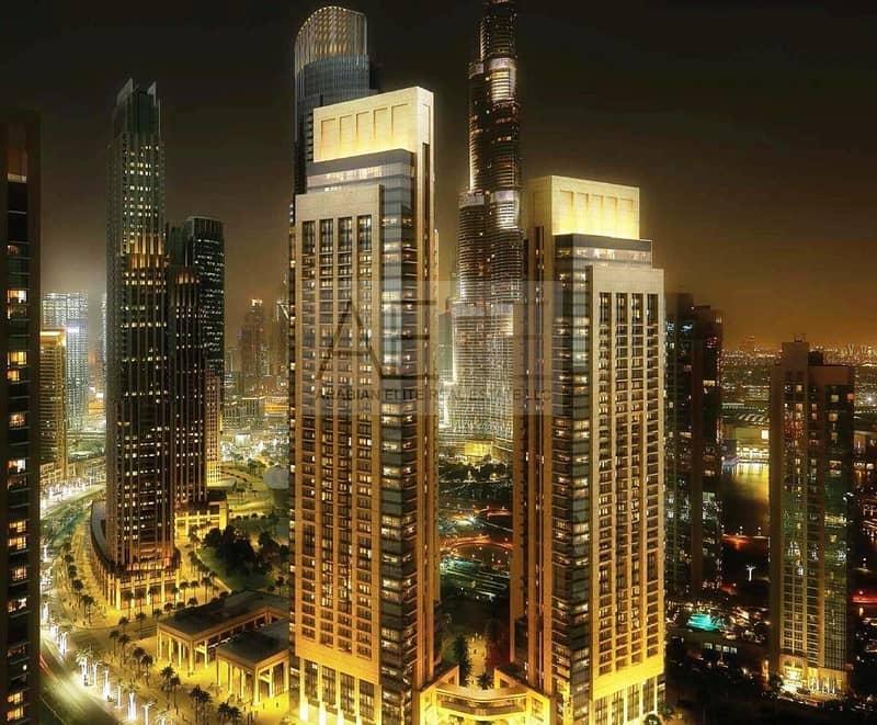 7 Uninterrupted views of Burj Khalifa and Fountain