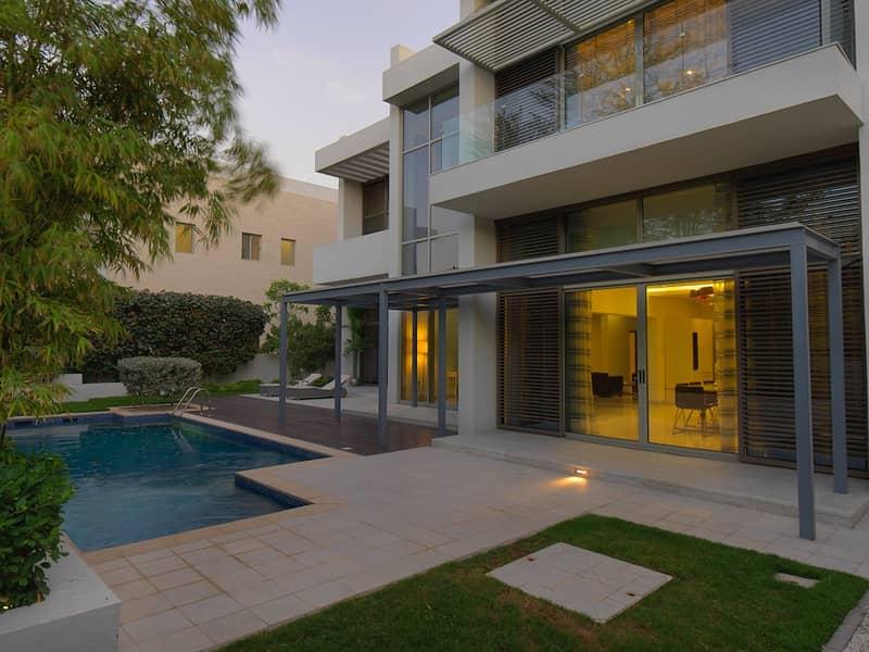 Luxury villa in the most luxurious community in Dubai