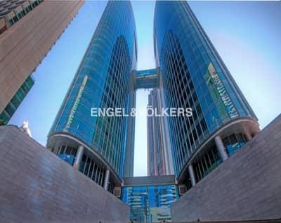مکتب  للبيع في مركز دبي المالي العالمي، دبي - Urgent Sale | Reduced Price | High Floor