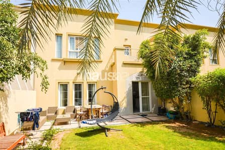 3 Bedroom Villa for Rent in The Springs, Dubai - 3M| Upgraded| Next to Pool and Park | July| 3 beds