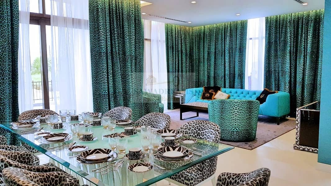 2 CAVALLI Branded Villas!  0% DLD! FREE SERVICE CHARGE