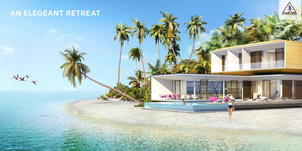 100% RETURNS GUARANTEED! INVEST TODAY.. HEART OF EUROPE! 5 MINS FROM PALM ISLAND..!!