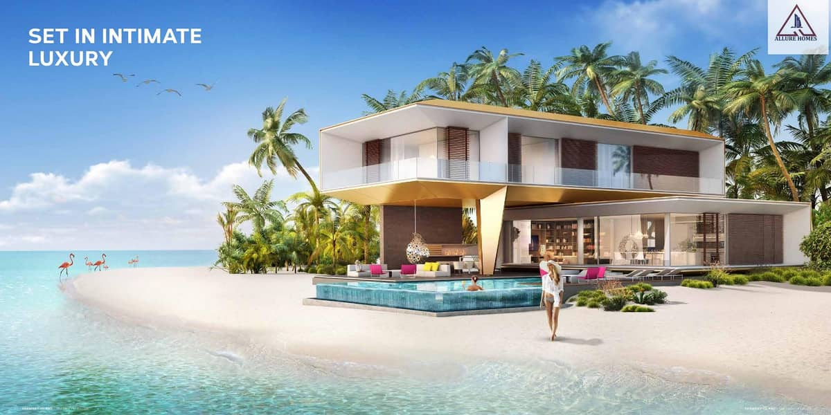 2 100% RETURNS GUARANTEED! INVEST TODAY.. HEART OF EUROPE! 5 MINS FROM PALM ISLAND..!!