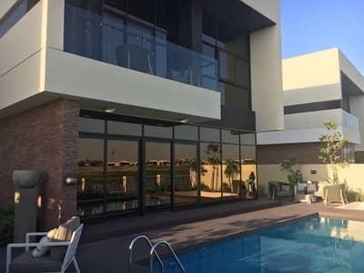 5 Bedroom Villa for Sale in DAMAC Hills (Akoya by DAMAC), Dubai - Ready 5BR + Golf View Villa! Best Price