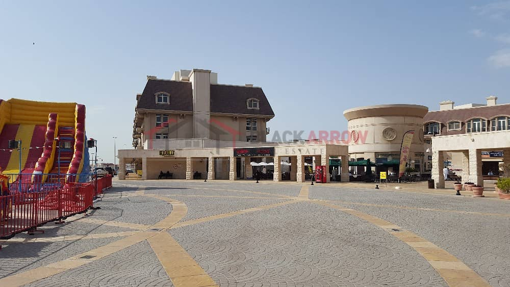 2 BR apartment in Garden Uptown Mirdif for rent AED 85k