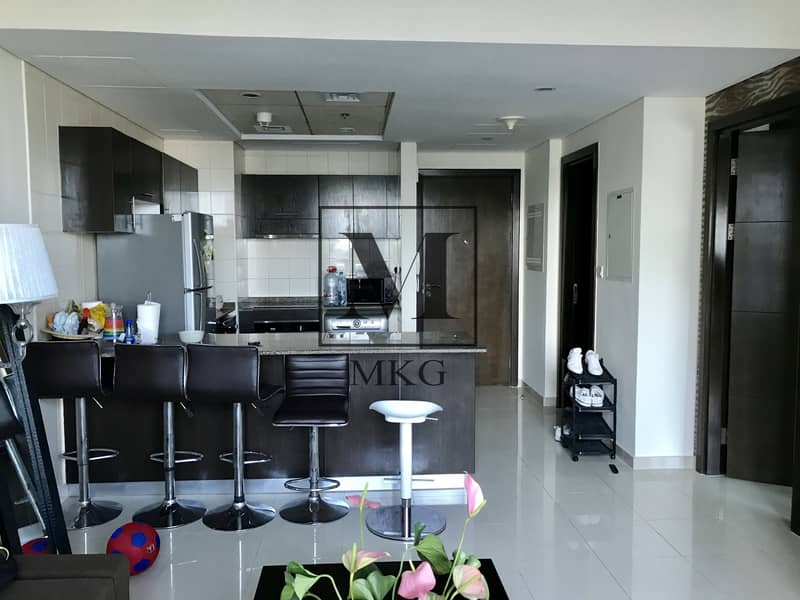 2 Fully Furnished |  Marina View| Upgraded | High FL