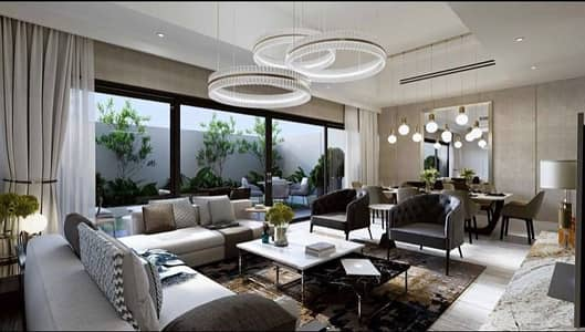 2 Bedroom Villa for Sale in Mohammad Bin Rashid City, Dubai - Own your villa in MBR CITY facing BURJ KHALIFA with 8 YEARS INSTALLMENTS FROM DEVELOPER