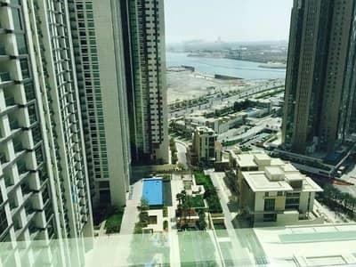 1 Bedroom Flat for Rent in Al Reem Island, Abu Dhabi - Excellent View-1BR-Burooj Views