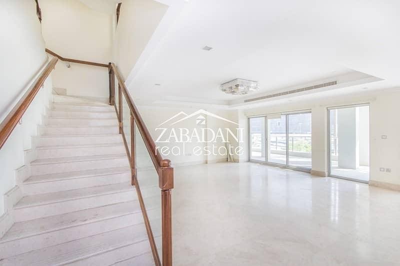 2 Podium Villa 4 Bedrooms plus Maid's Room with Burj Khalifa View