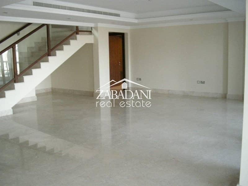 15 Podium Villa 4 Bedrooms plus Maid's Room with Burj Khalifa View