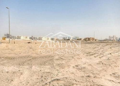 2 Plot For Sale In Internatinal City @ AED 58/Sqft