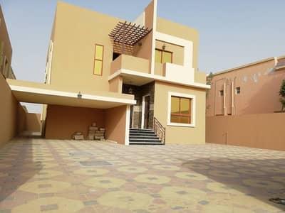 5 Bedroom Villa for Sale in Al Mowaihat, Ajman - Wonderful Unique marvelous villa for sale in Ajman