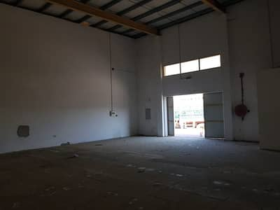 Warehouse for Rent in Al Jurf, Ajman - 2200 sqft. Warehouse For Rent Near to China Mall With Government Electricity