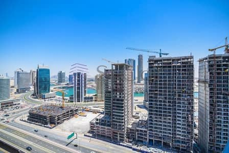 1 Bedroom Apartment for Sale in Downtown Dubai, Dubai - Chiller Free | Rented 1 Bed | Business Bay View