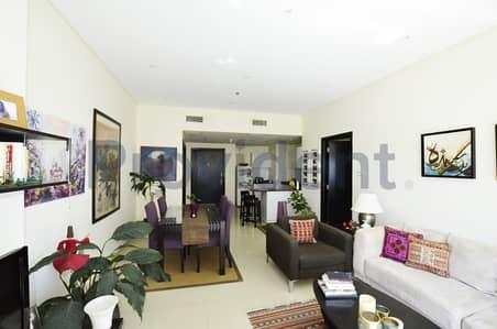 شقة 1 غرفة نوم للبيع في دبي مارينا، دبي - Exclusive | High Return | Great Location