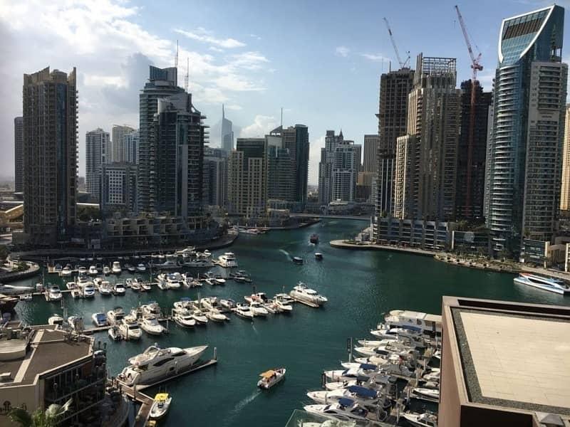 2 Motivated Seller|3BR|Full Marina View|Hidden gem