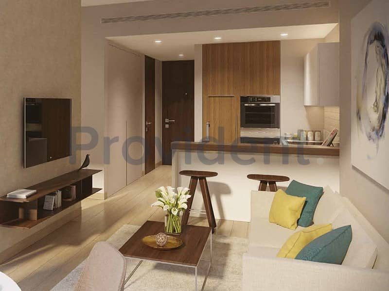 5Yrs Post Handover|Luxury Apt|DLD Waiver