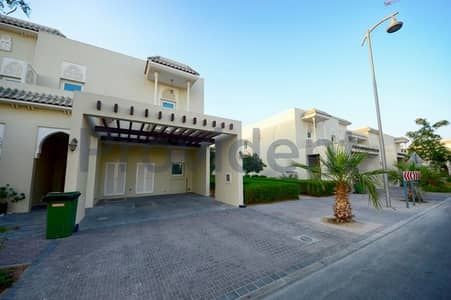 3 Bedroom Townhouse for Sale in Al Furjan, Dubai - Lush 3B/R+M TH Type A Quortaj