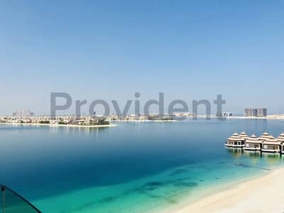 1 Bedroom Apartment for Sale in Palm Jumeirah, Dubai - Stunning and Unique |Sea View|Top floor