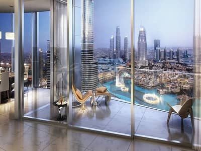 Floor for Sale in Downtown Dubai, Dubai - Cheapest Half Floor Penthouse in Downtown